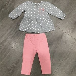 Carters 9 month bundle